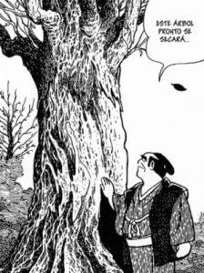 El árbol que da sombra