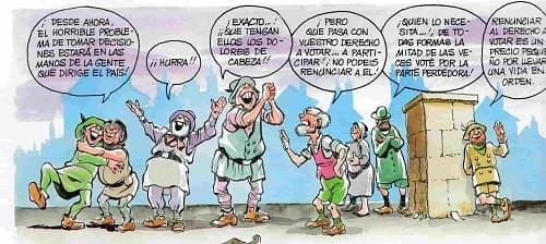 derechos humanos eisner