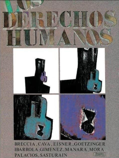 los derechos humanos comic