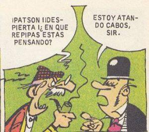 Cómics clásicos españoles