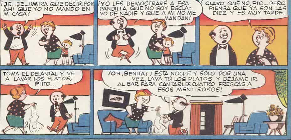 Tebeos clásicos españoles