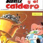 asterix y el caldero