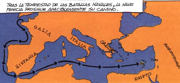 La odisea de Asterix