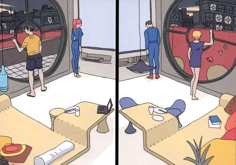 El futuro es cómic