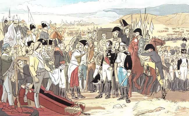 la rendición de Bailén