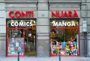 las mejores tiendas de cómic online