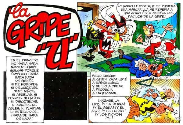comics de epidemias