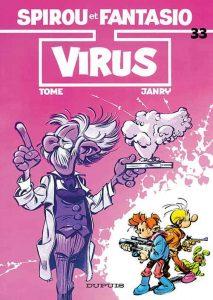 cómics de epidemias para leer en la cuarentena del Coronavirus