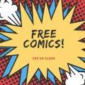 cómics gratis durante la cuarentena