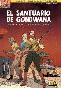 el santuario de gondwana