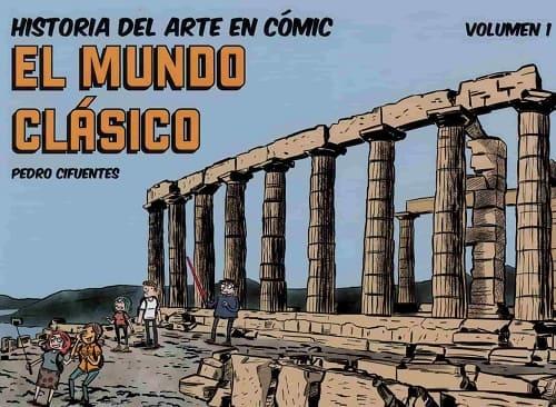 historia del arte en cómic