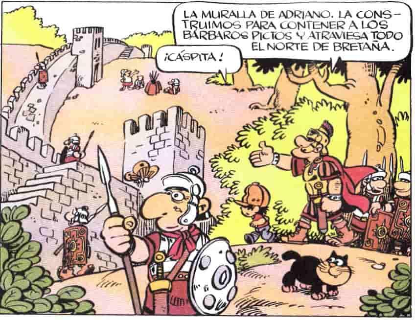pulgarcito y los romanos