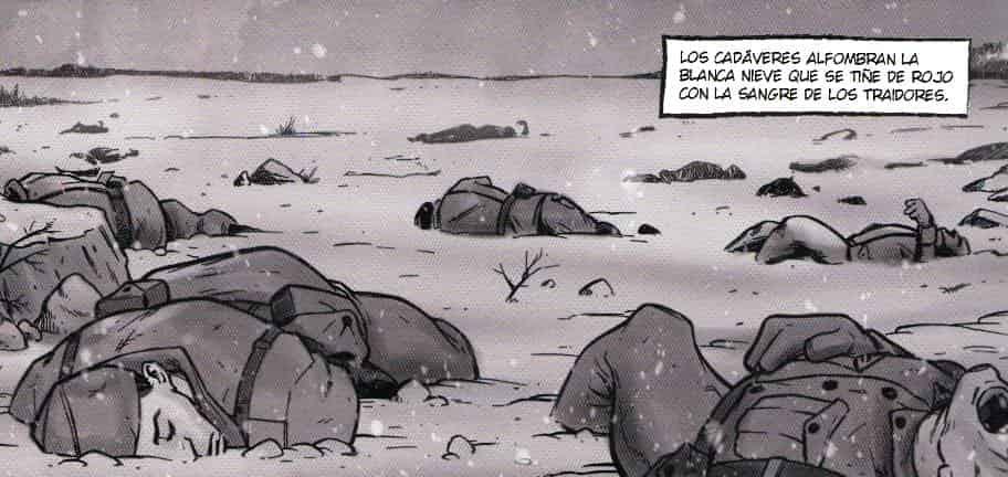 la batalla del frío