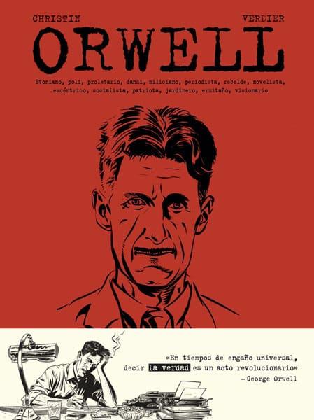 orwell comic