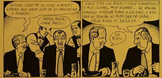 corrupción española