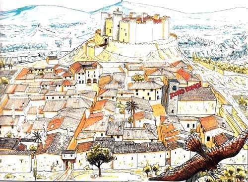 feudalismo el tesoro de los moriscos