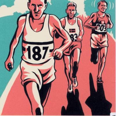 atleta sovietico