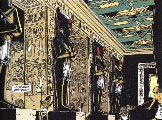 templo egipio