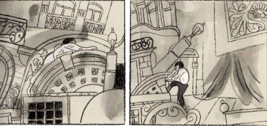 eileen gray comic