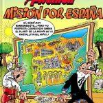 mortadelo y filemón. misión por España