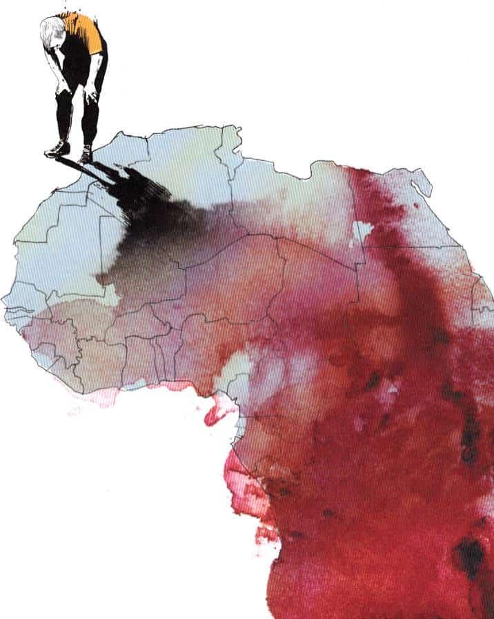 africa y el racismo